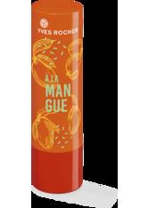 YVES ROCHER - Yves Rocher Lippenpflege - Pflegender Lipbalm getönt Mango - Lippenbalsam