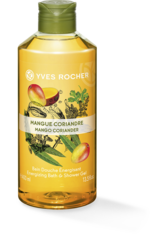 Yves Rocher Duschgel - Duschbad Mango-Koriander 400ml
