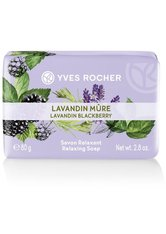 Yves Rocher Seife - Seife - entspannender Duft Lavendel - Brombeere