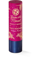 YVES ROCHER - Yves Rocher Lippenpflege - Pflegender Lipbalm Midnight Berries - Lippenbalsam