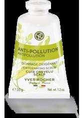 Yves Rocher Haarkur & Haarmaske - 2 in 1 Peeling Anti-Pollution