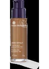 YVES ROCHER - Zéro Défaut Make-up-Fluid perfekte Haut 14H - Brun 600 - FOUNDATION