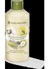 Yves Rocher Duschgel - Duschbad Baumwollblüte-Mimose 400ml