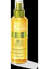 YVES ROCHER - Yves Rocher Sonnencreme - Verschönerndes Sonnen-Öl LSF 30 - Sonnencreme