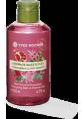 Yves Rocher Duschgel - Duschbad Granatapfel-Rosa Pfeffer 200ml