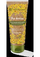 Yves Rocher Handpflege - Pur Arnica Peelingöl Hände