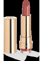 YVES ROCHER - Yves Rocher Lippenstifte - Grand Rouge Lippenstift Satin 102. Nude Rosé - Lippenstift
