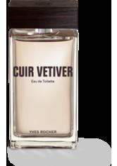 Yves Rocher Eau De Toilette - Cuir Vétiver - Eau de Toilette 100 ml für Männer