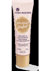 Yves Rocher Foundation - Creme-Make-up 12 h - Hohe Deckkraft Beige 100