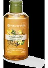 Yves Rocher Duschgel - Duschbad Bourbon-Vanille 200ml