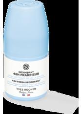 YVES ROCHER - Yves Rocher Deodorant - Deodorant 48H Fresh - ROLL-ON DEO
