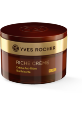 YVES ROCHER - Yves Rocher Nachtcreme - Antifalten Verwöhn-Nachtpflege - Nachtpflege