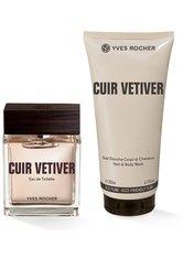 Yves Rocher  - Duft-Set Cuir Vétiver