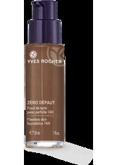 Yves Rocher Foundation - Zéro Défaut Make-up-Fluid perfekte Haut 14H Brun 800