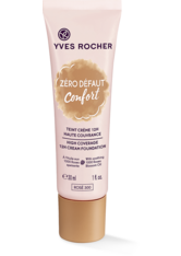 Yves Rocher Foundation - Creme-Make-up 12 h - Hohe Deckkraft Rosé 300