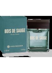 YVES ROCHER - Yves Rocher Eau De Toilette - Eau de Toilette Bois de Sauge 50ml für Männer - Parfum