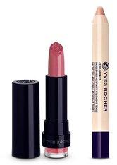YVES ROCHER - Yves Rocher  - Set rosa Lippen – Perfekter Halt - Makeup Sets