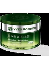 YVES ROCHER - Yves Rocher Nachtcreme - Restrukturierende Pflege Nacht - Nachtpflege