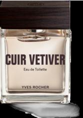 Yves Rocher Eau De Toilette - Cuir Vetiver - Eau de Toilette - 50ml für Männer