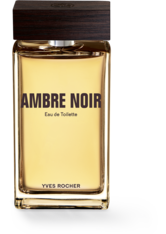 Yves Rocher Eau De Toilette - Ambre Noir - Eau de Toilette 100ml für Männer