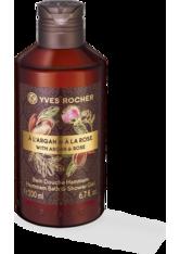 Yves Rocher Duschgel - Duschbad Hammam Arganöl-Rosenwasser 200ml