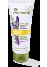 YVES ROCHER - Yves Rocher Fußpflege - Reichhaltige Fußcreme - Füße