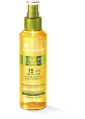 YVES ROCHER - Yves Rocher Sonnencreme - Transparentes Spray LSF15 - Sonnencreme