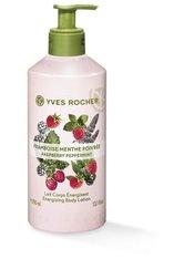 Yves Rocher Bodylotion - Körpermilch Himbeere-Pfefferminze