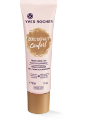 Yves Rocher Foundation - Creme-Make-up 12 h - Hohe Deckkraft Beige 400