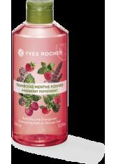 Yves Rocher Duschgel - Duschbad Himbeere-Pfefferminze 400ml