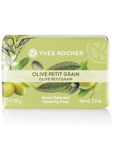 Yves Rocher Seife - Seife - entspannender Duft  Olive - Petitgrain
