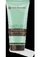 Yves Rocher Duschgel & Haarshampoo - Zedernholz-Limette Dusch-Shampoo für Männer