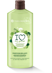 YVES ROCHER - Glanz-Shampoo mit Zitronen-Extrakt und Vitamin E - SHAMPOO