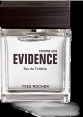 YVES ROCHER - Yves Rocher Eau De Toilette - Comme Une Evidence Homme Eau de Toilette 50ml für Männer - Parfum