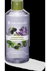 Yves Rocher Duschgel - Duschbad Lavendel-Brombeere 400ml