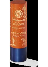 YVES ROCHER - Yves Rocher Lippenpflege - Pflegender Lipbalm Winter Apples - Lippenbalsam