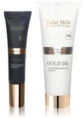 Eclat Skin London Gold 24K 13 Gesichtspflegeset 1 Stk