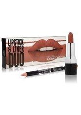 bellápierre Duo Lipstick & Liner Lippenstift  5.3 g Incognito