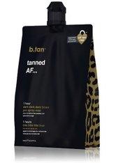 B.TAN - b.tan Tanned AF Selbstbräunungslotion  750 ml - Selbstbräuner