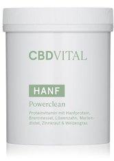 CBD VITAL Hanf Powerclean Nahrungsergänzungsmittel 300 g