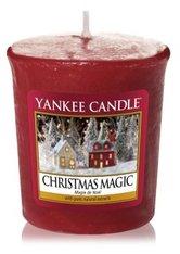 YANKEE CANDLE - Yankee Candle Votive Christmas Magic Duftkerze 0,049 kg - Home