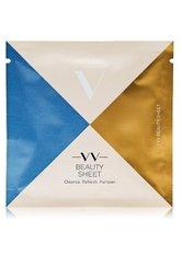 THE PERFECT V - The Perfect V VV Beauty Sheets Erfrischungstücher 14 Stk - TUCHMASKEN
