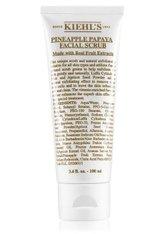 KIEHL'S - Kiehl´s Pineapple Papaya Facial Scrub Gesichtspeeling 100 ml - PEELING