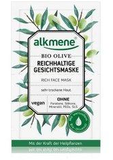 alkmene Bio Olive Gesichtsmaske  2x6 ml
