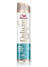 WELLA - Wella Deluxe Hydro Protect & Style Haarspray  250 ml - Haarspray