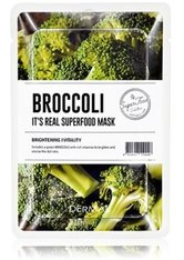 DERMAL It's Real Superfood Broccoli Tuchmaske  1 Stk