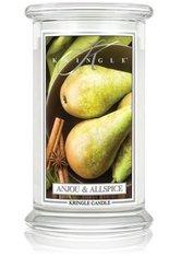 Kringle Candle Anjou & Allspice  Duftkerze 0.623 KG