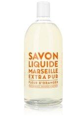 COMPAGNIE DE PROVENCE - Compagnie de Provence Liquid Marseille Soap 1L Refill (Various Options) - Orange Blossom - SEIFE