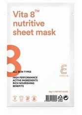 E Nature Vita 8 Nutritive  Tuchmaske 10 Stk
