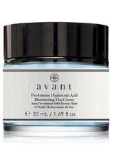 AVANT SKINCARE - Avant Skincare Pro-Intense Hyaluronic Acid Illuminating Day Cream 50ml - TAGESPFLEGE